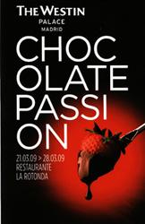 Chocolate Passion en La Rotonda (Hotel Westin Palace)