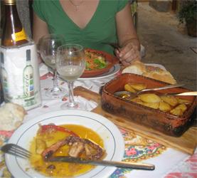 O Restaurante da Alzira (Oporto)