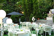 Restaurante El Jardín de Miguel Angel