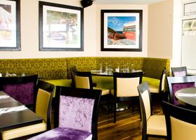 Restaurante The Malt House (Galway, Irlanda)