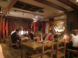 Restaurante Oberza pod Czerwonym Wieprzem (Varsovia, Polonia)