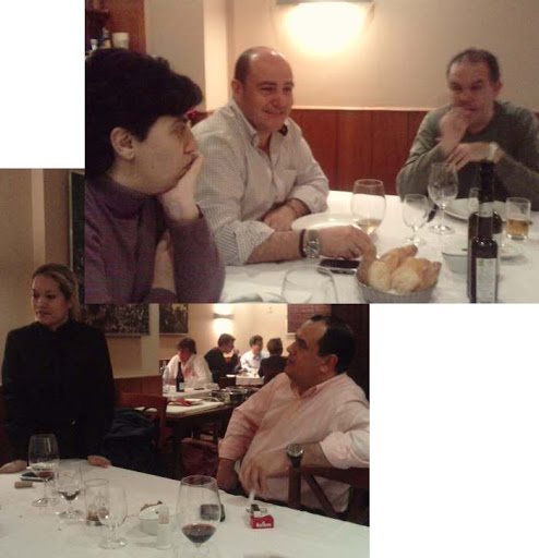 Momentos de la cena
