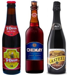 Cervezas Menú Belga
